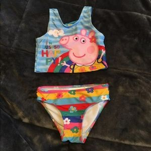Other - 2t peppa pig swimsuit